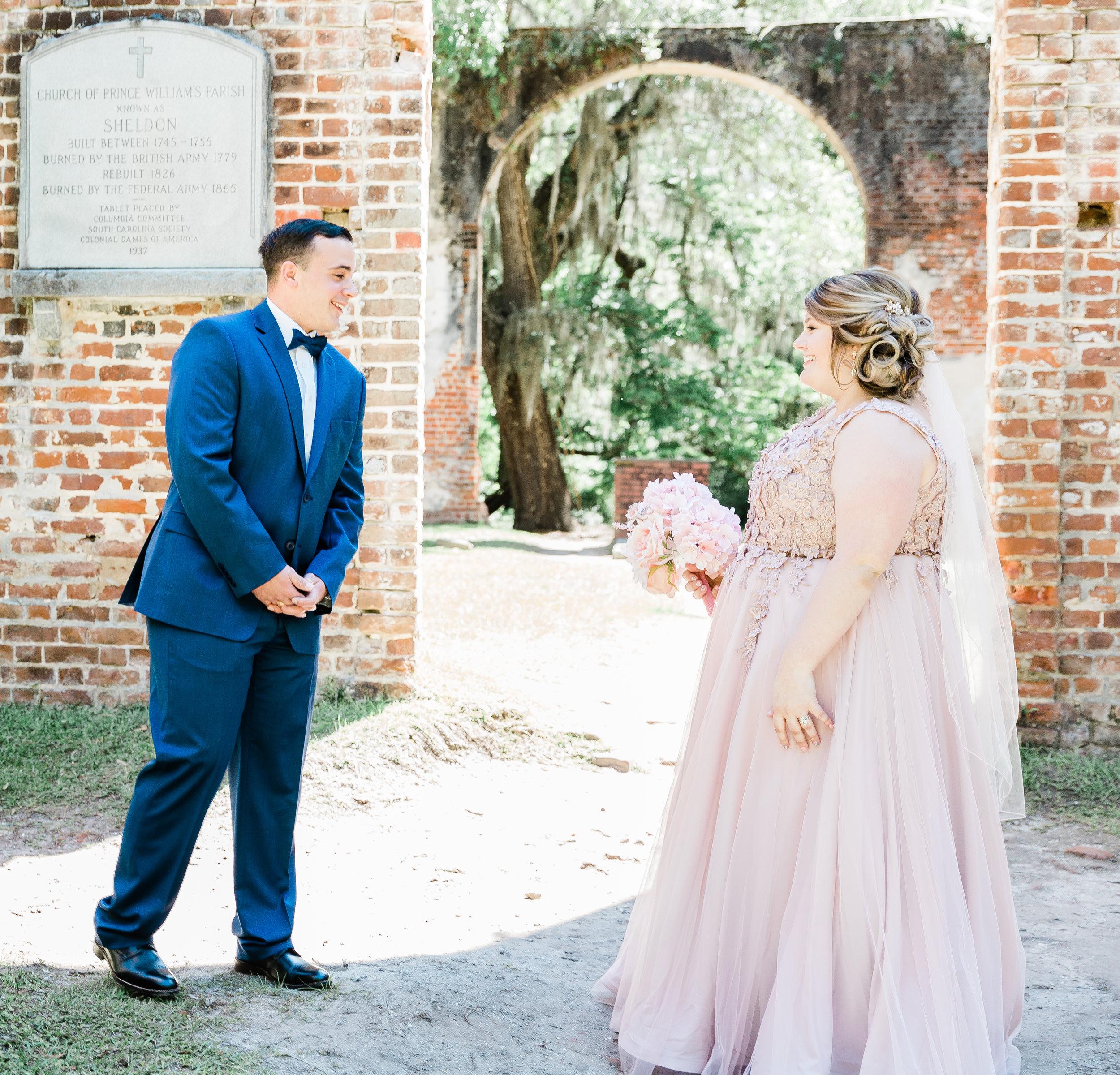 20190417-Southern Lens Photography-savannah family photographer- Ashley and Zack-old sheldon church ruins-201920.jpg