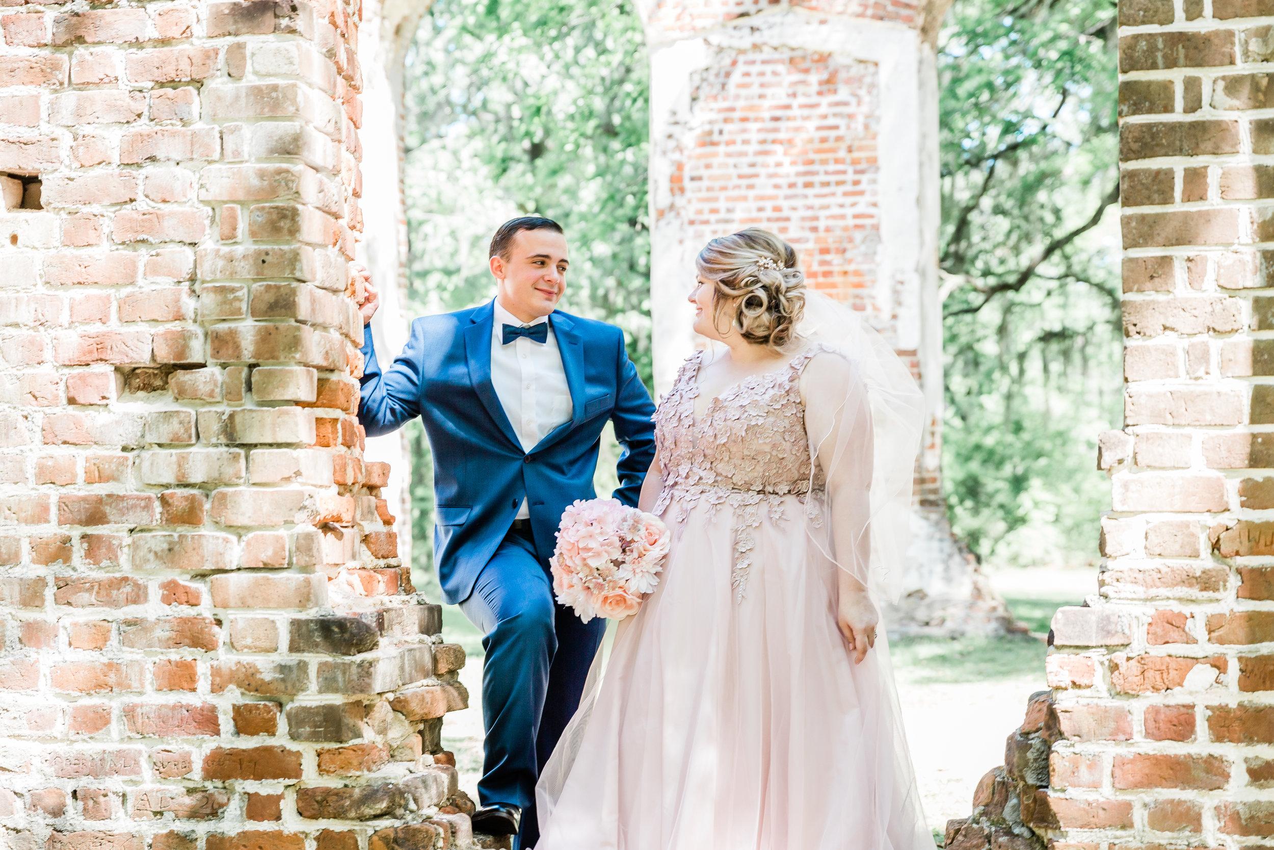 20190417-Southern Lens Photography-savannah family photographer- Ashley and Zack-old sheldon church ruins-201926.jpg