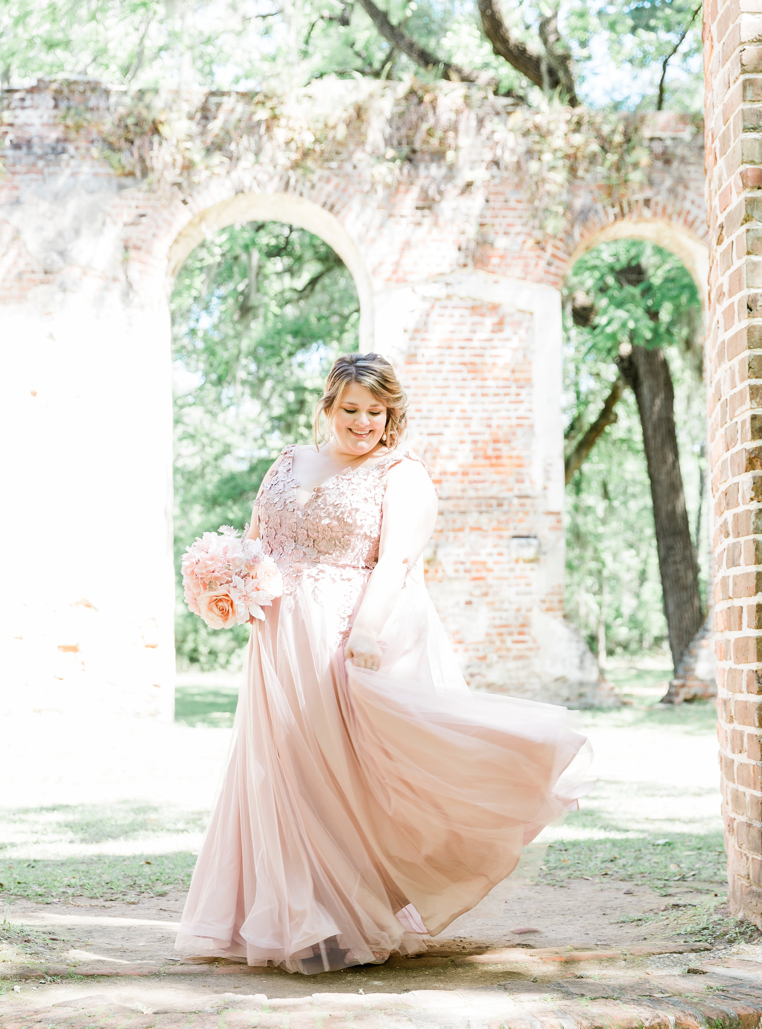 20190417-Southern Lens Photography-savannah family photographer- Ashley and Zack-old sheldon church ruins-201938.jpg