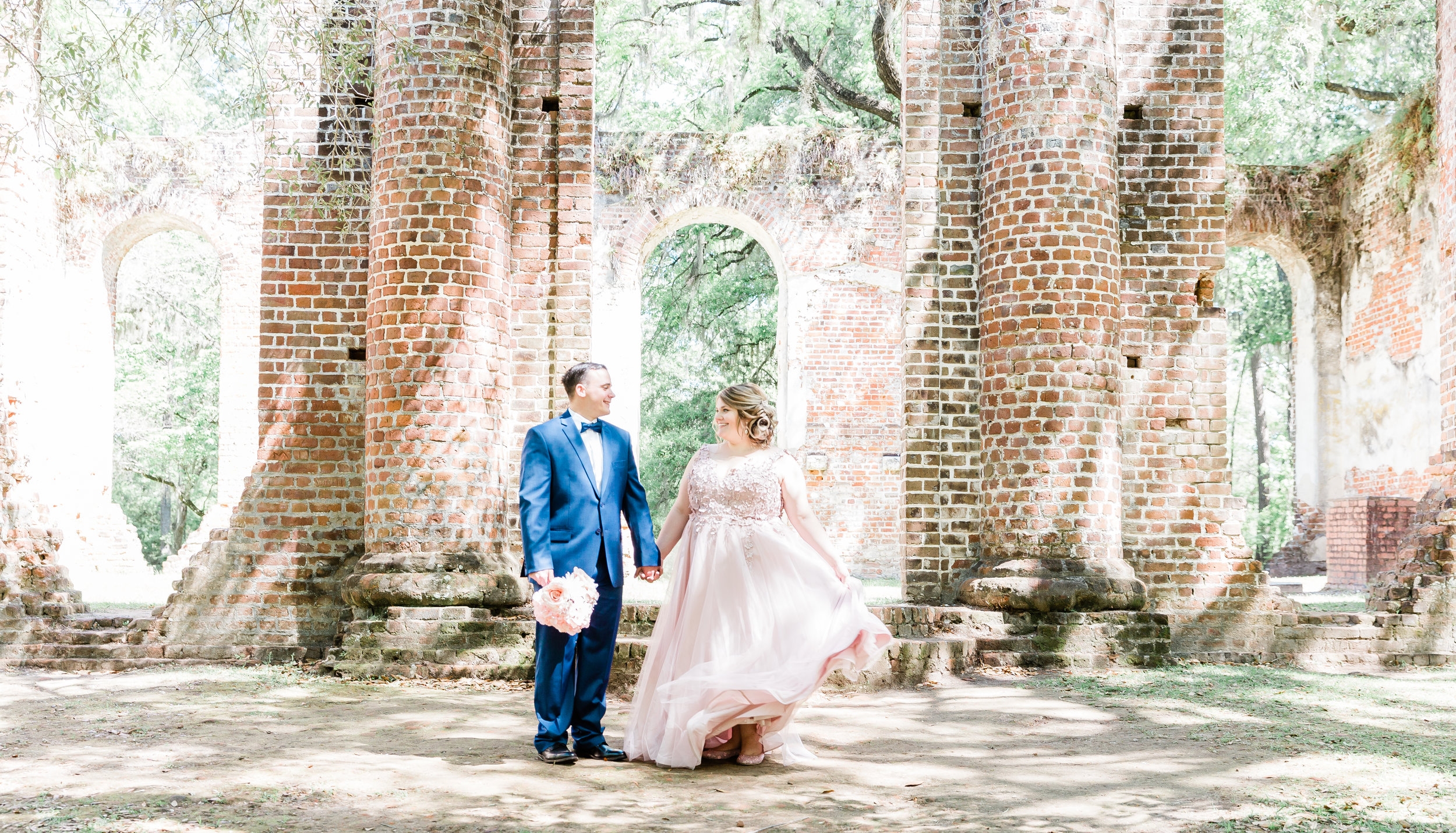 20190417-Southern Lens Photography-savannah family photographer- Ashley and Zack-old sheldon church ruins-201943.jpg