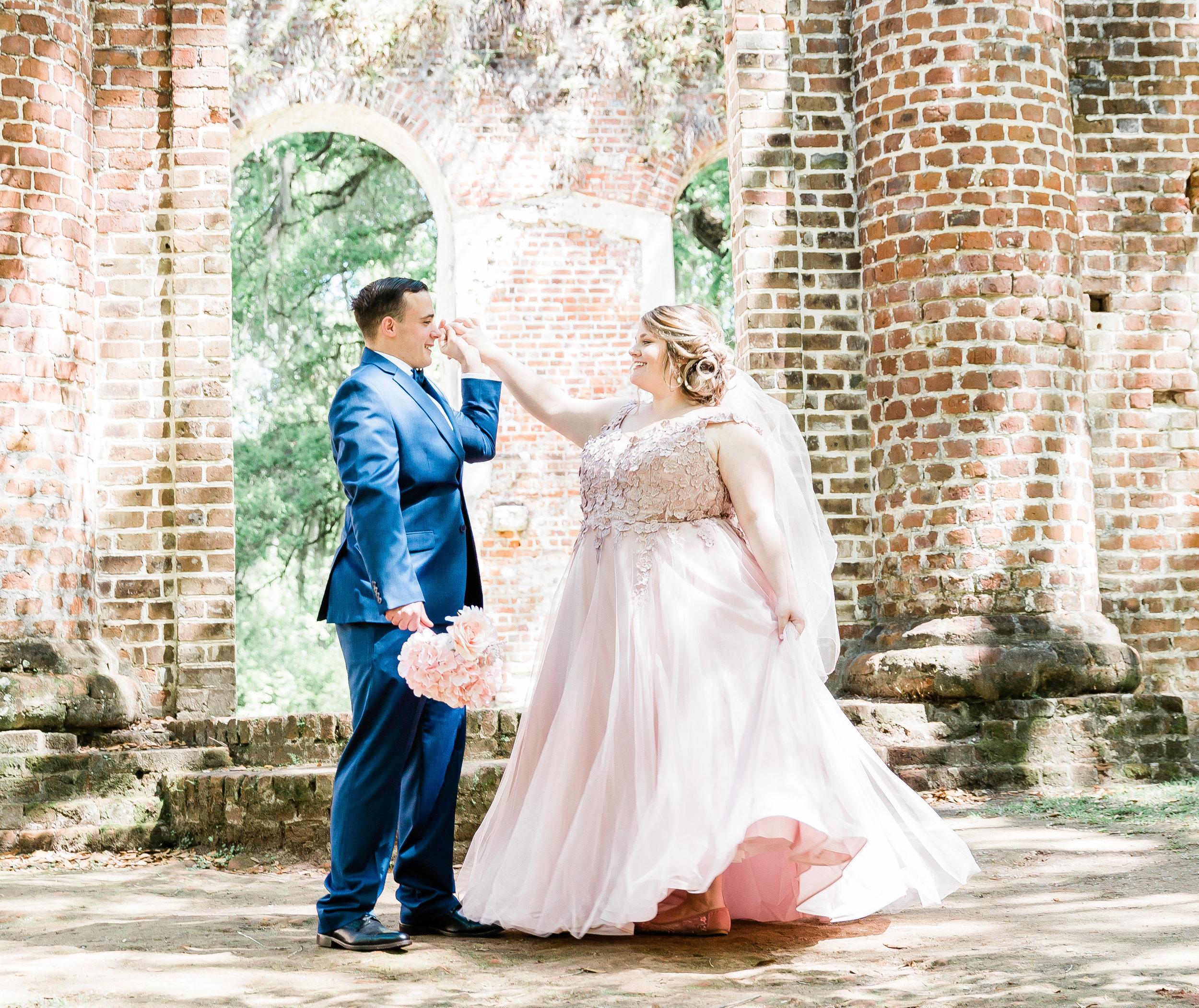 20190417-Southern Lens Photography-savannah family photographer- Ashley and Zack-old sheldon church ruins-201945.jpg
