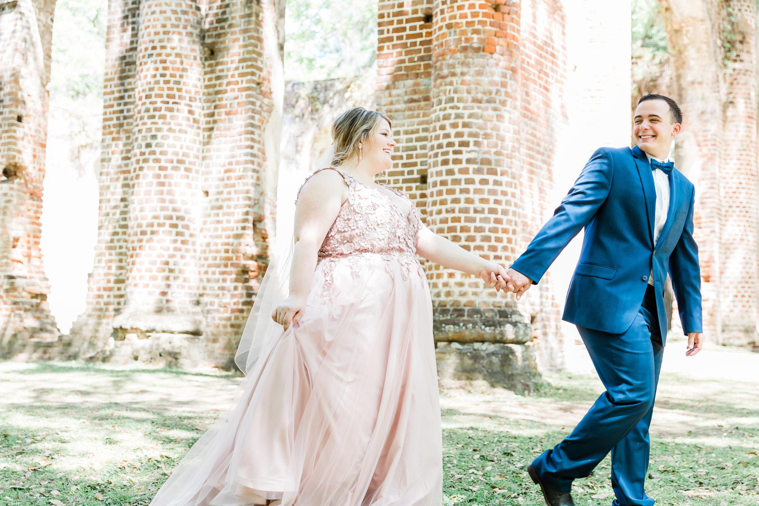 20190417-Southern Lens Photography-savannah family photographer- Ashley and Zack-old sheldon church ruins-201949.jpg