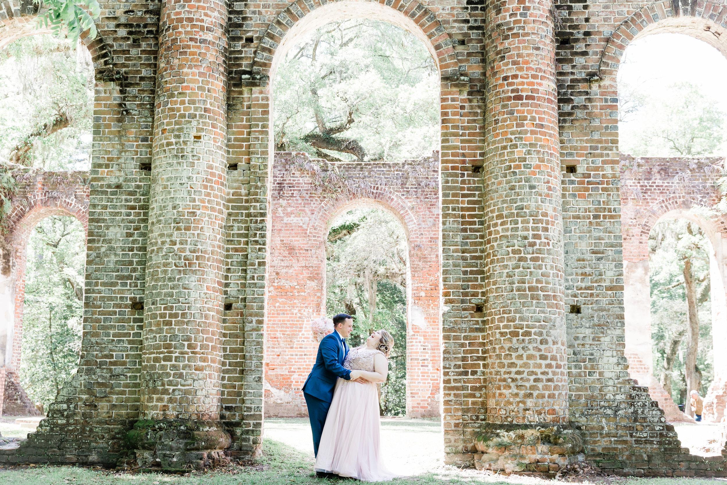 20190417-Southern Lens Photography-savannah family photographer- Ashley and Zack-old sheldon church ruins-201958.jpg