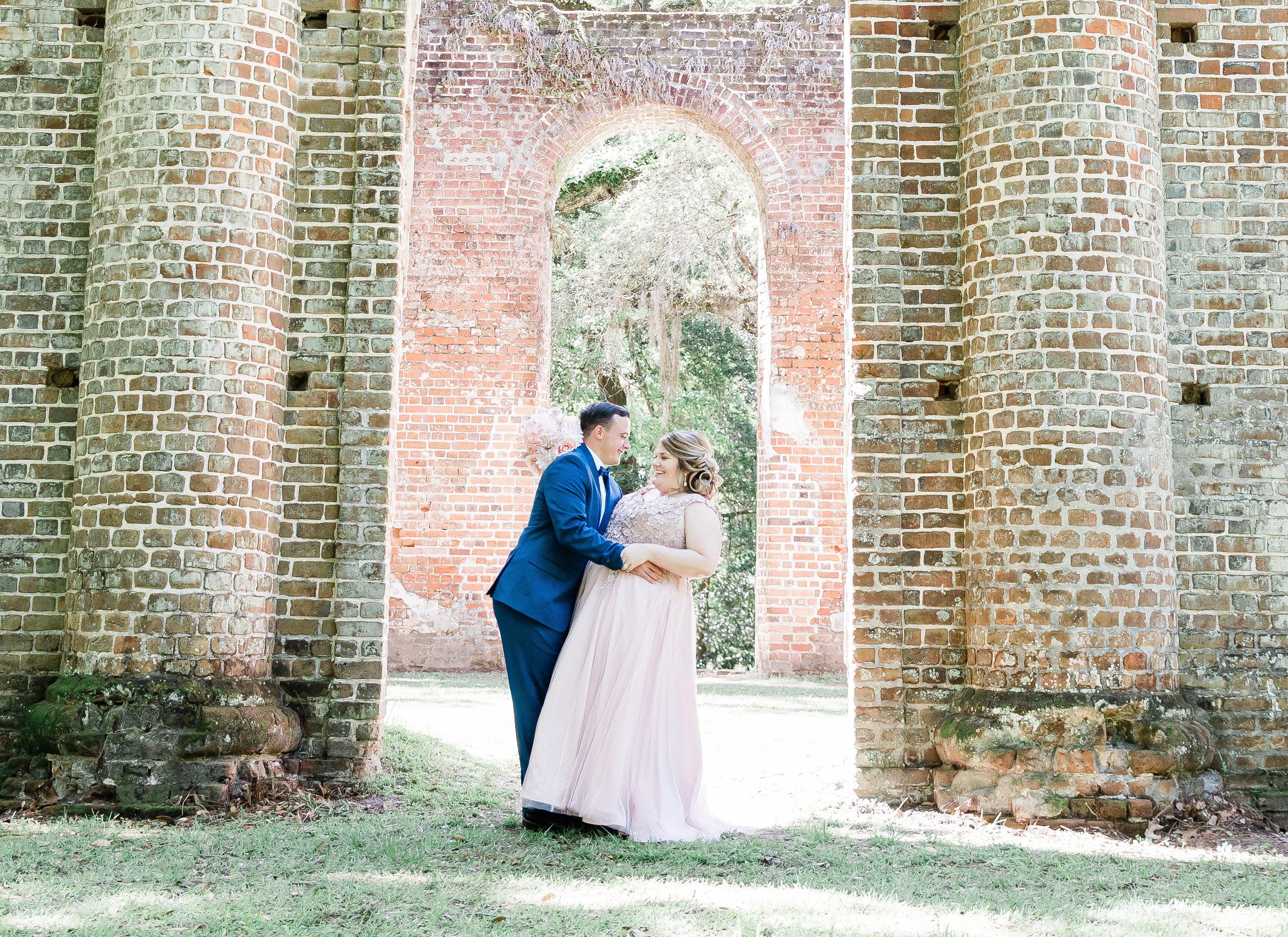 20190417-Southern Lens Photography-savannah family photographer- Ashley and Zack-old sheldon church ruins-201959.jpg