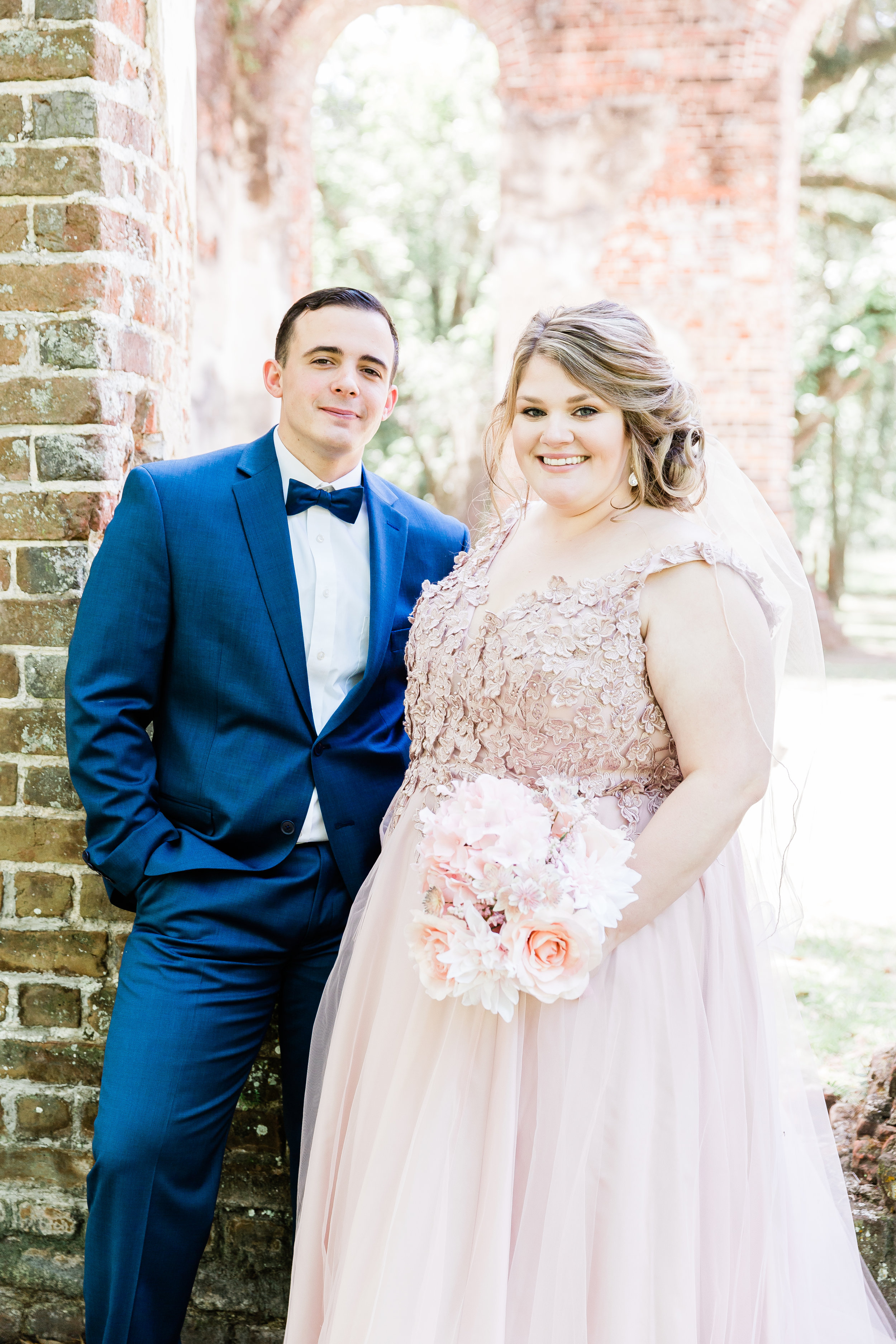 20190417-Southern Lens Photography-savannah family photographer- Ashley and Zack-old sheldon church ruins-201964.jpg