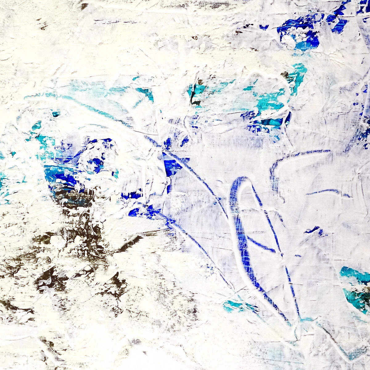 Abstract Expressionist Paintings, Bill Boyd, Black Mountain, NC-022.JPG
