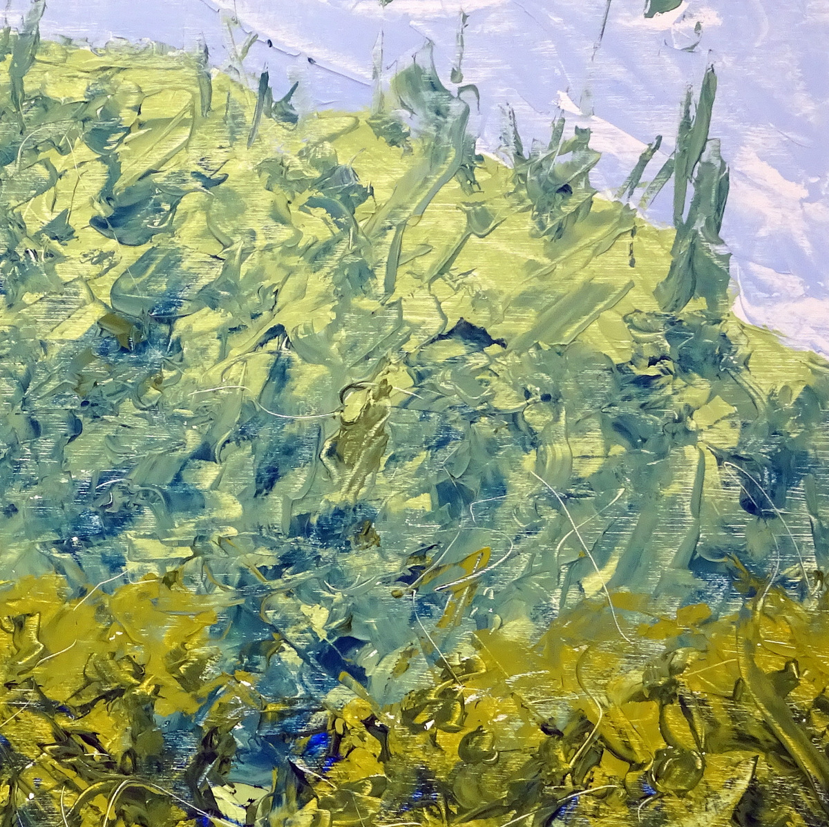 Abstract Expressionist Paintings, Bill Boyd, Black Mountain, NC-013.JPG