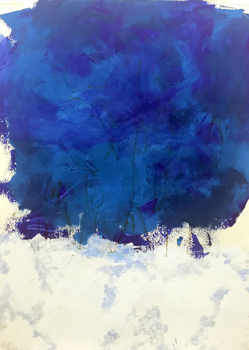 Abstract Expressionist Paintings, Contemporary Art, Asheville NC, Bill Boyd-022.JPG