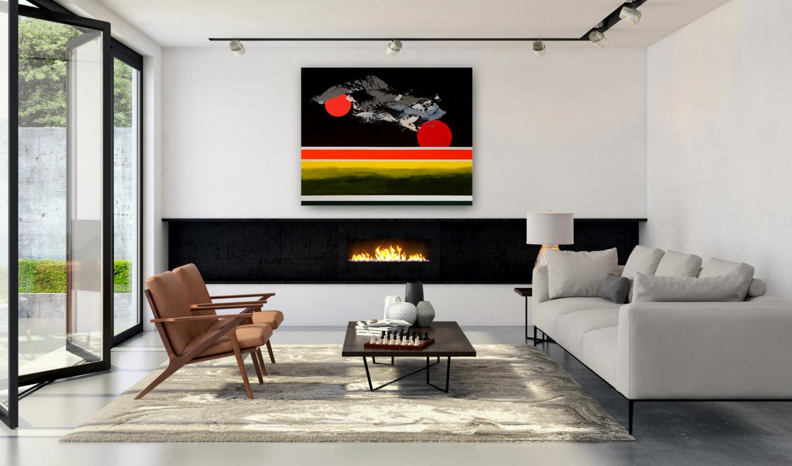 2-Abstract Painting, Bill Boyd, Contemporary Art-001.jpg