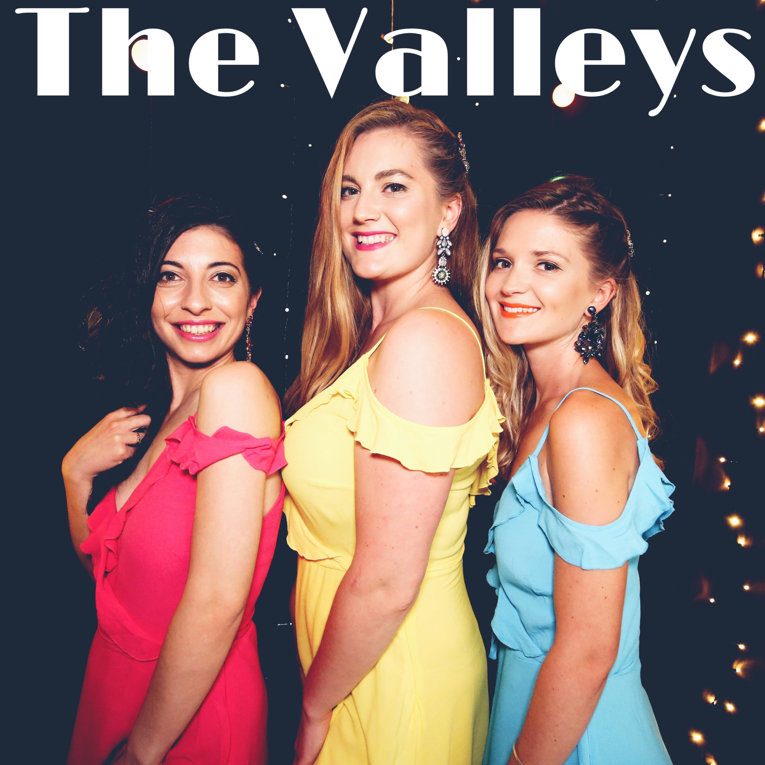 The Valleys - vocal trio - Performing arrangements of classic motown, ballads and even musical theatre, this trio will add harmonic sparkle to your ceremony or reception.