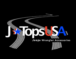 Best Sunshade in the biz - JTopsUSA makes more than just sunshades. Find storage bags for your soft top and tonneau covers for your Jeep! We rock a custom Jepr App sunshade! Click the photo to get your custom shade!