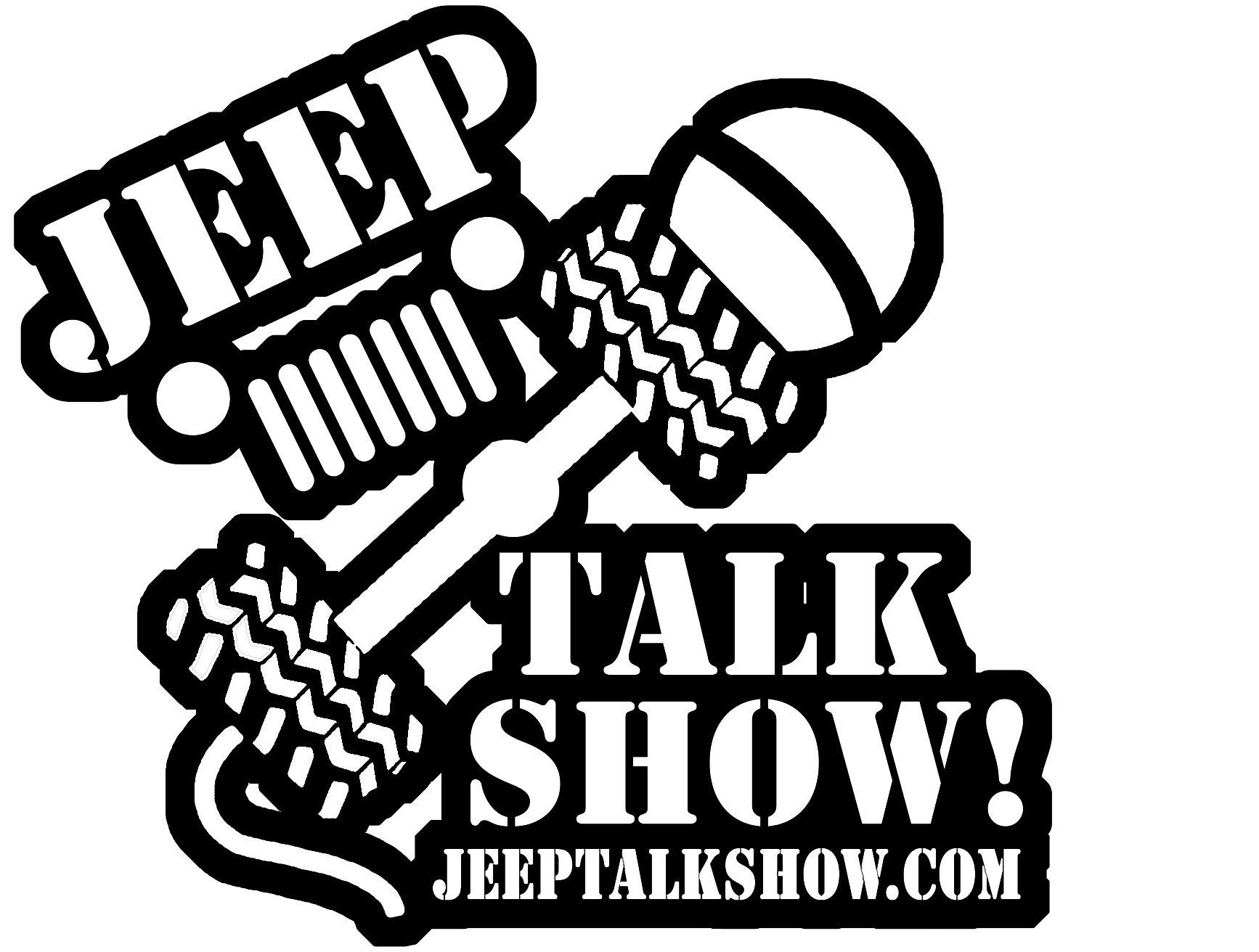 The name says it! - Three great jeepers talk jeeps. From products to events to modifications. They are funny and informational. Tune in via their website, podcast or their mobile app! Click the pic to find out more.