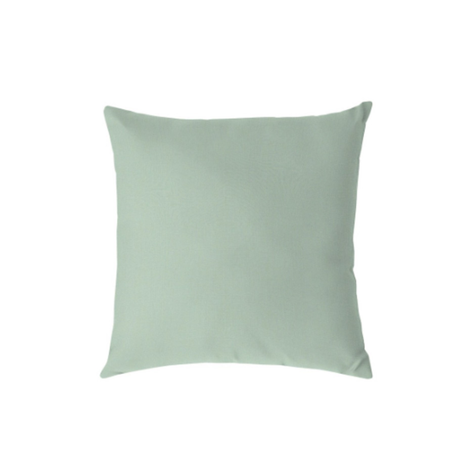 Sunbrella Outdoor Toss Pillows - Spa   * Other shapes available