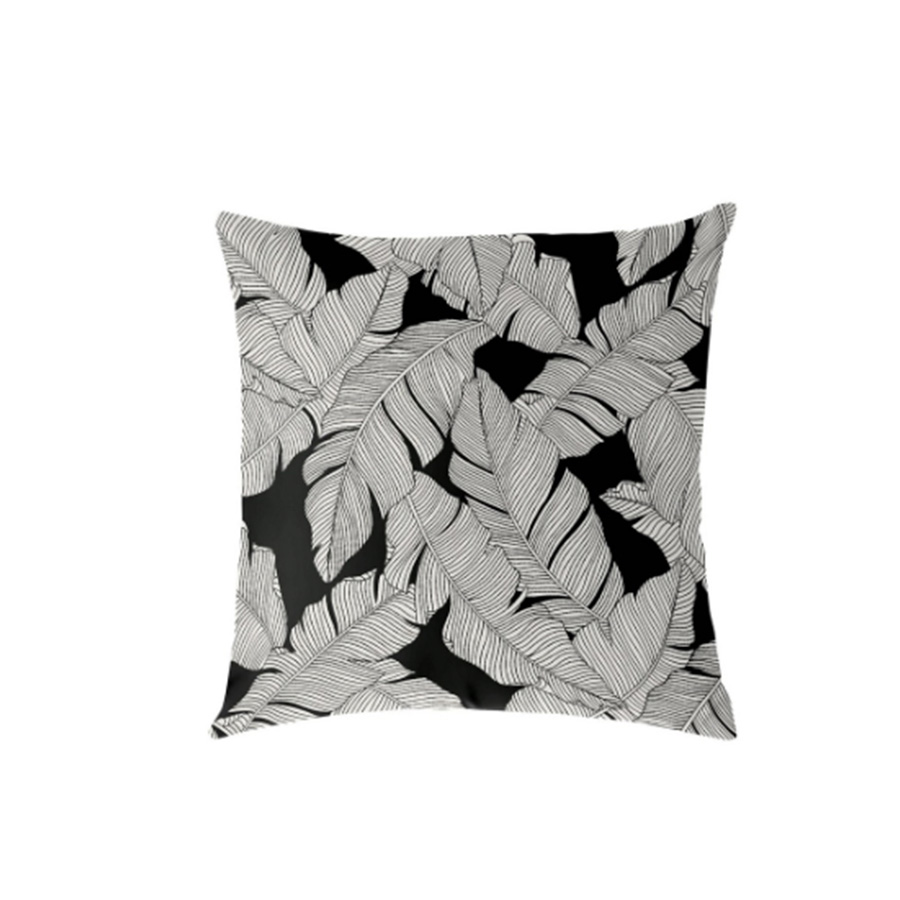 All-Weather Outdoor Toss Pillow - Palm   * Other shapes available