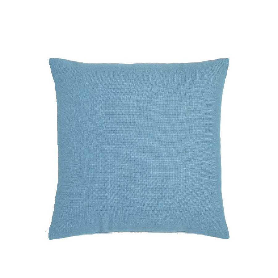 Blue Moon Woven Outdoor Throw Pillow