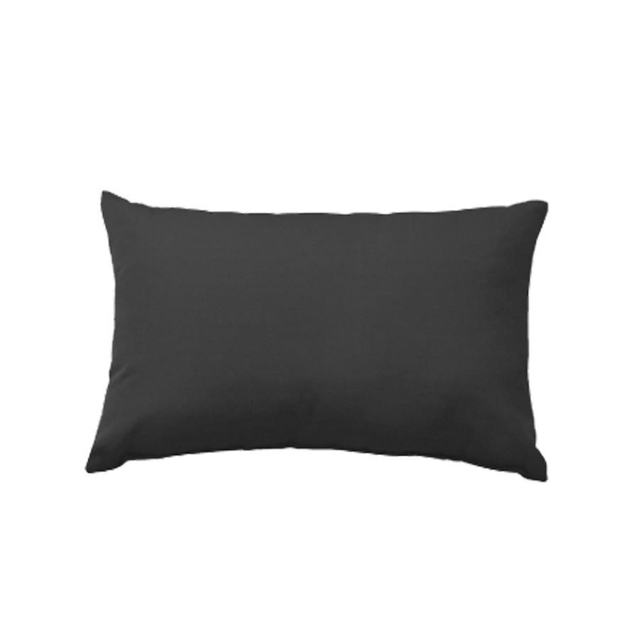 Sunbrella Outdoor Toss Pillow - Black