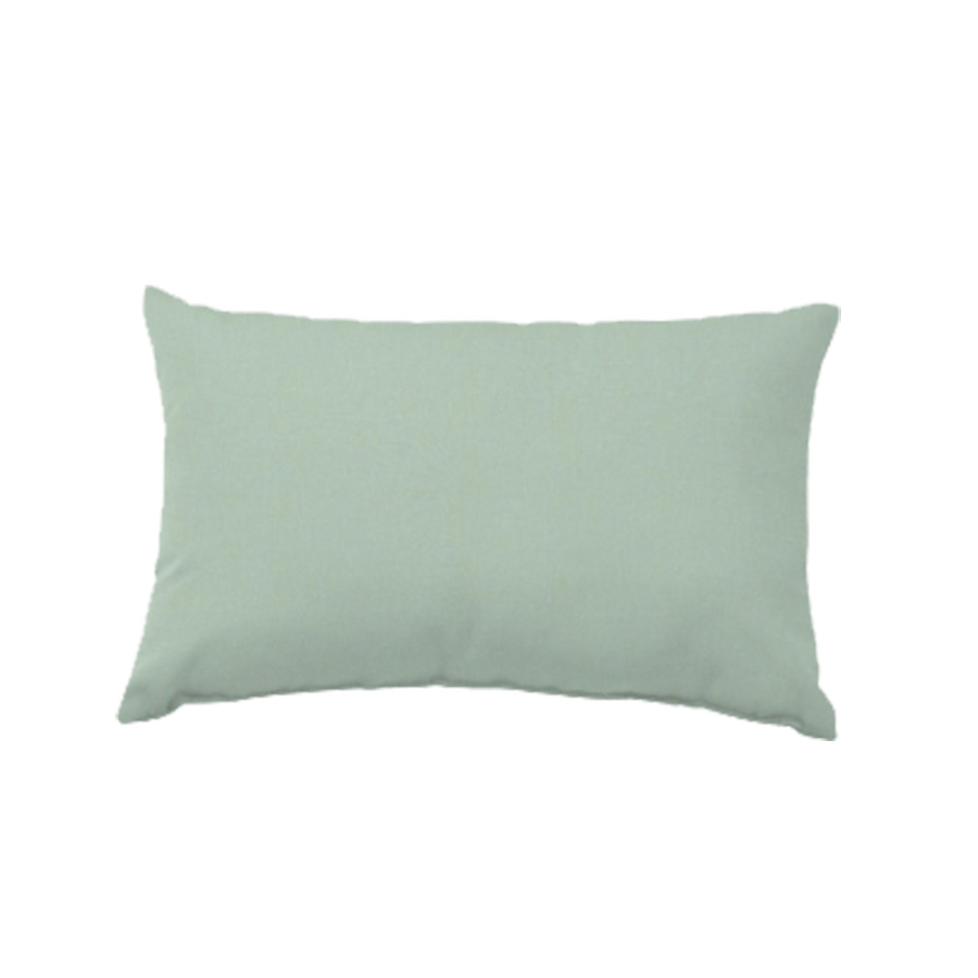 Sunbrella Outdoor Toss Pillow - Spa   *Other shapes available
