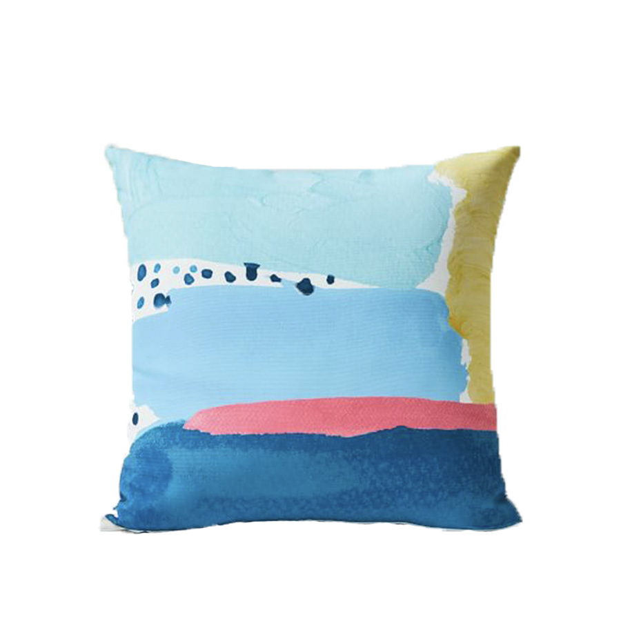 Outdoor Sketchbook Pillow