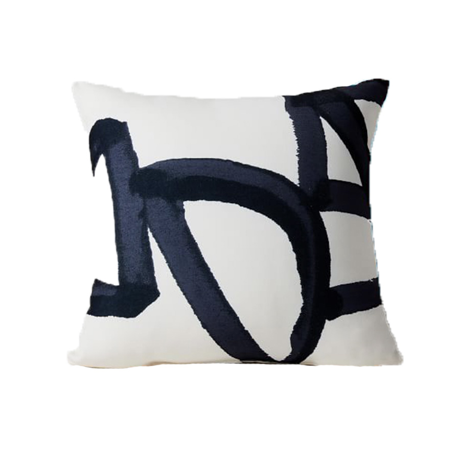 Outdoor Bold Lines Pillows
