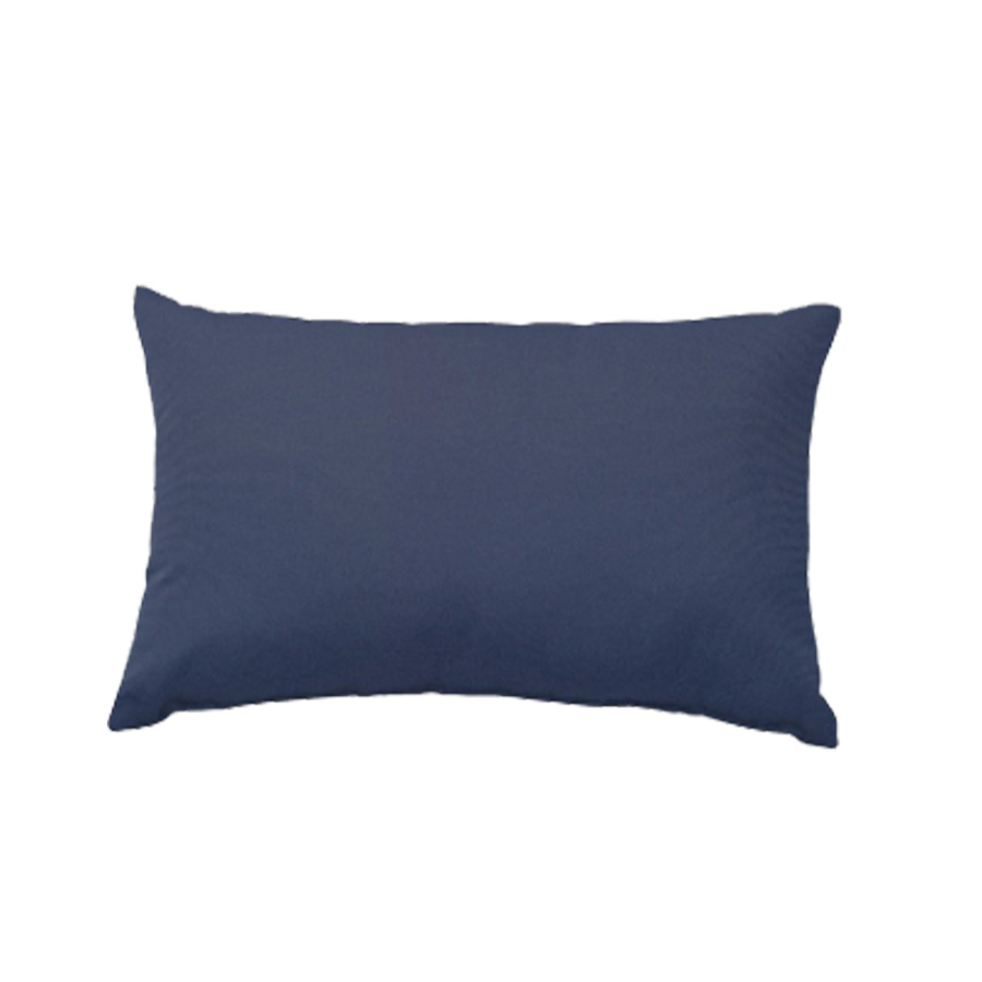 Sunbrella Outdoor Toss Pillow - Navy