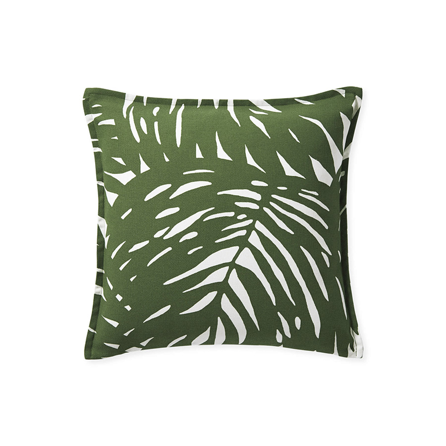 Palm Pillow Cover