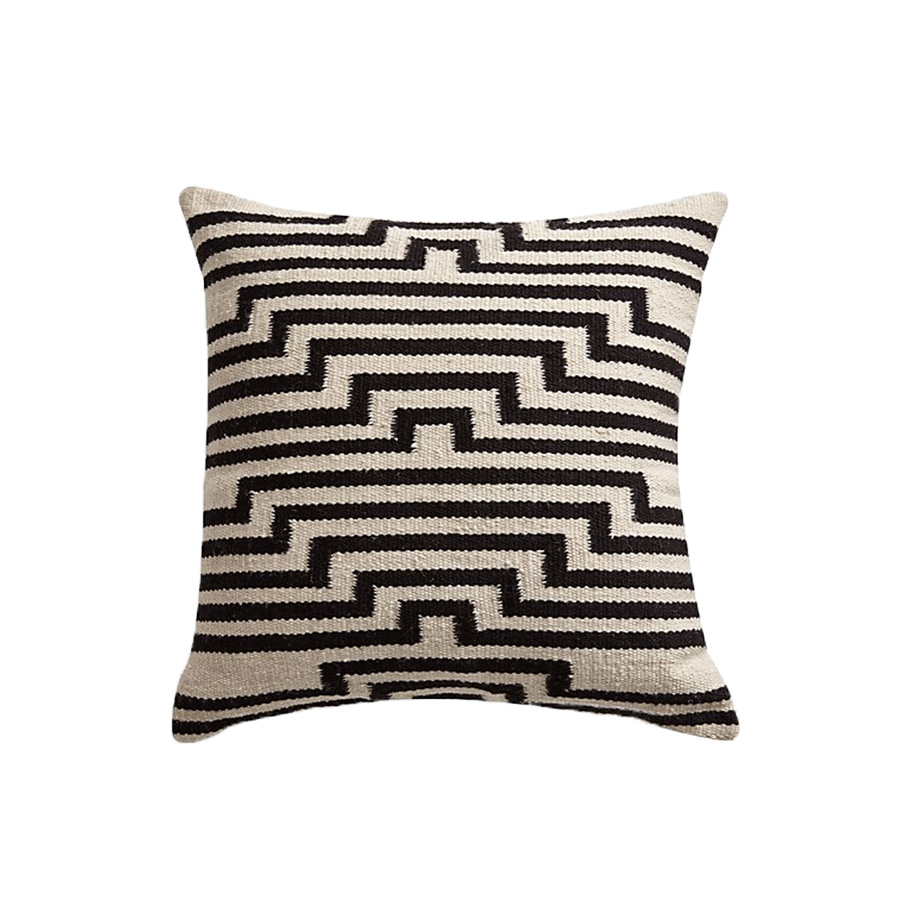 Mohave Lines Outdoor Pillow