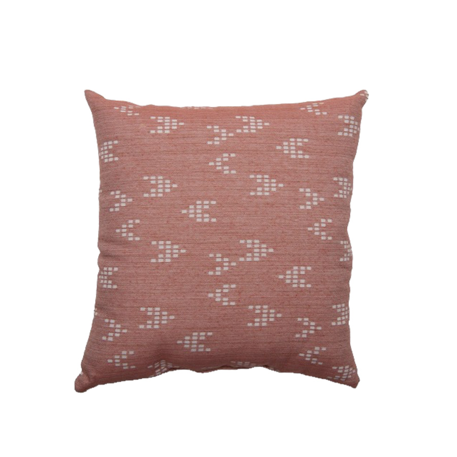 Square Staccato Outdoor Pillow Warm - Threshold