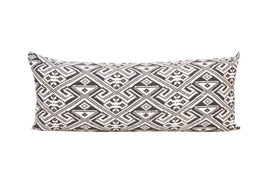 15x35 Laos Extra Long Lumbar Pillow Cover