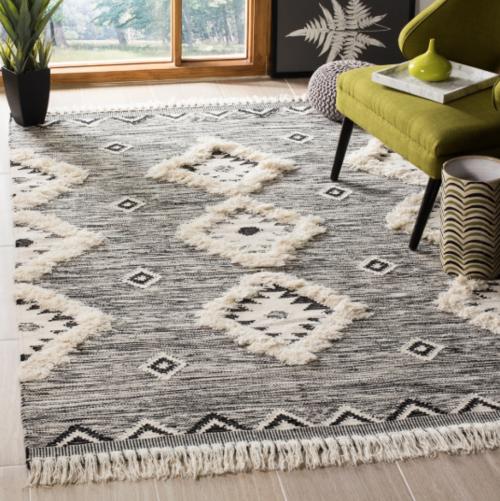 Safavieh Hand-knotted Kenya Kenley Southwestern Tribal Wool Rug - Overstock  - 73.59+