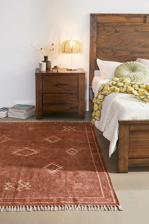 Ines Printed Rug - Urban Outfitters  - $39+