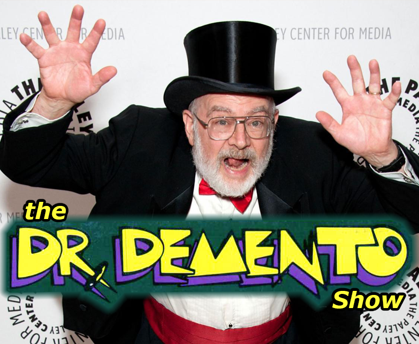 Dr. Demento pic with logo.png