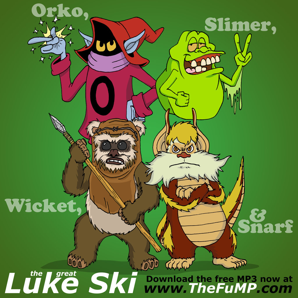 15 Luke Ski - Orko Slimer Wicket and Snarf.jpg