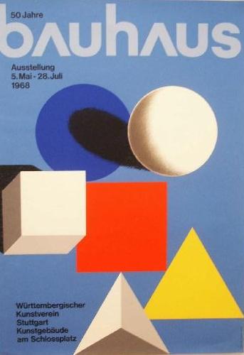 Bauhaus, 50 Jahre