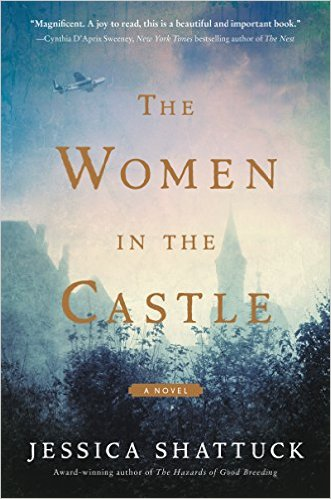 Vital secrets, Bavarian castles, World War II: That's what's up. - After a few of our favorite authors recommended this book (including #legitfave Anton DiSclafani) as nothing short of amazing, I was in. Plus, the premise of lady friends, post-WWII Germany, and a castle on the edge of history had me from hello. I'm definitely a sucker for well written historical fiction, so I couldn't wait to read this one.-Emily