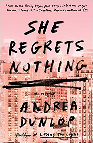 Midwestern orphan + rich New York cousins? Yes, please! - I'm always 100% on board for any book that touts drama, secrets, love affairs, and fancy city brunches. I've also been straight up heart eyes for this gorgeous pink cover ever since I saw a glimpse of it on Instagram! I'm looking forward to this Gossip Girl-esque family saga for my February read!-Audrey