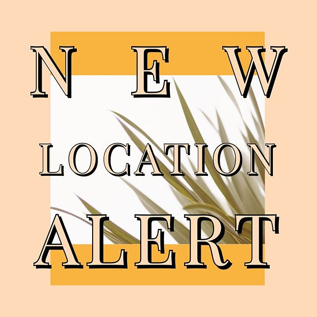 NEW LOCATION ALERT✨ You're Invited! What: A customized facial for your skin needs When: Monday's and Fridays 8am-8pm Where: 7610 Hazard Center Drive  Why: Because your skin needs it and YOU deserve it! - Link in bio to book🙌🏼