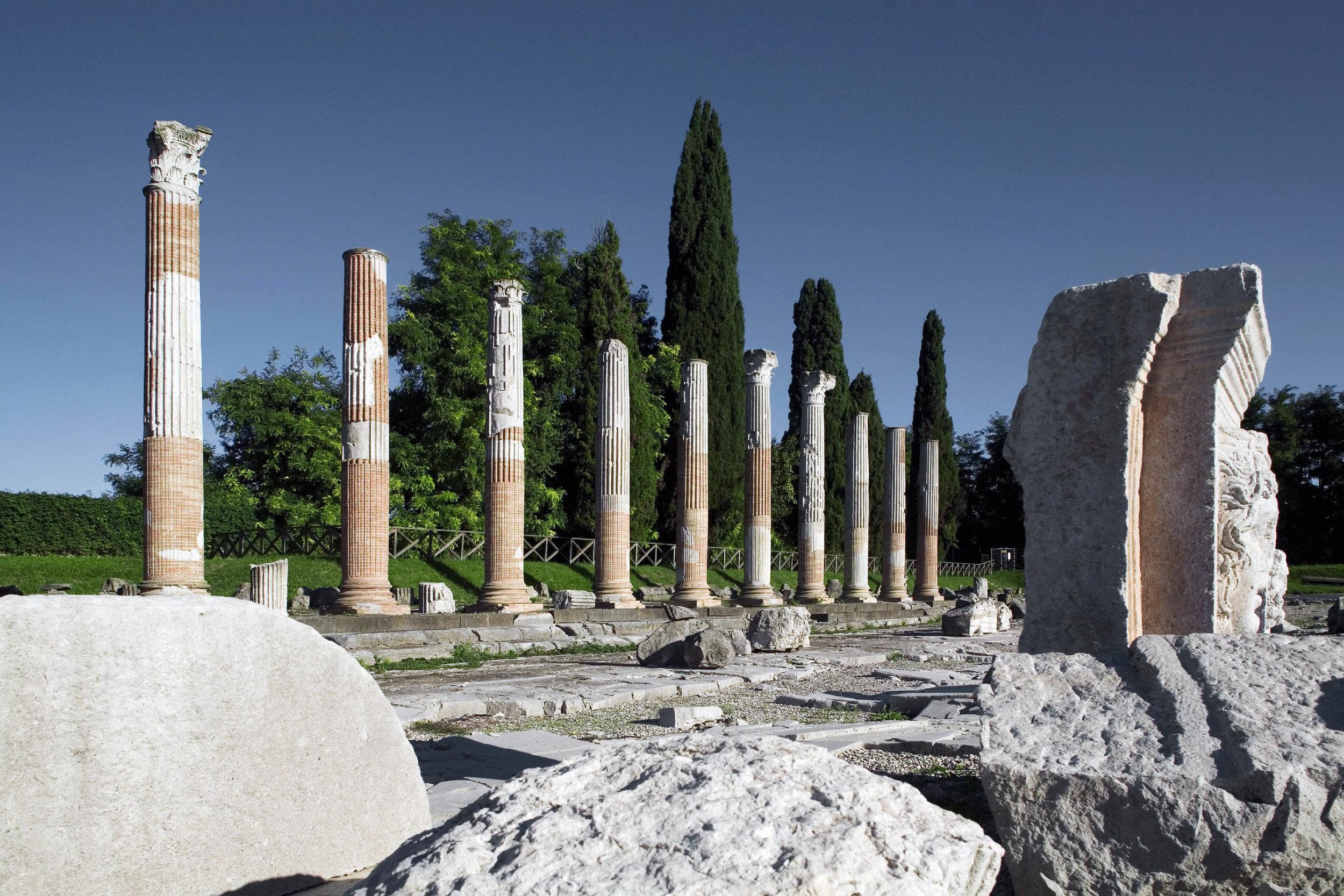 Arch Turismo FVG_Aquileia- Foro Romano_ph Matteo Lavazza Seranto.jpg