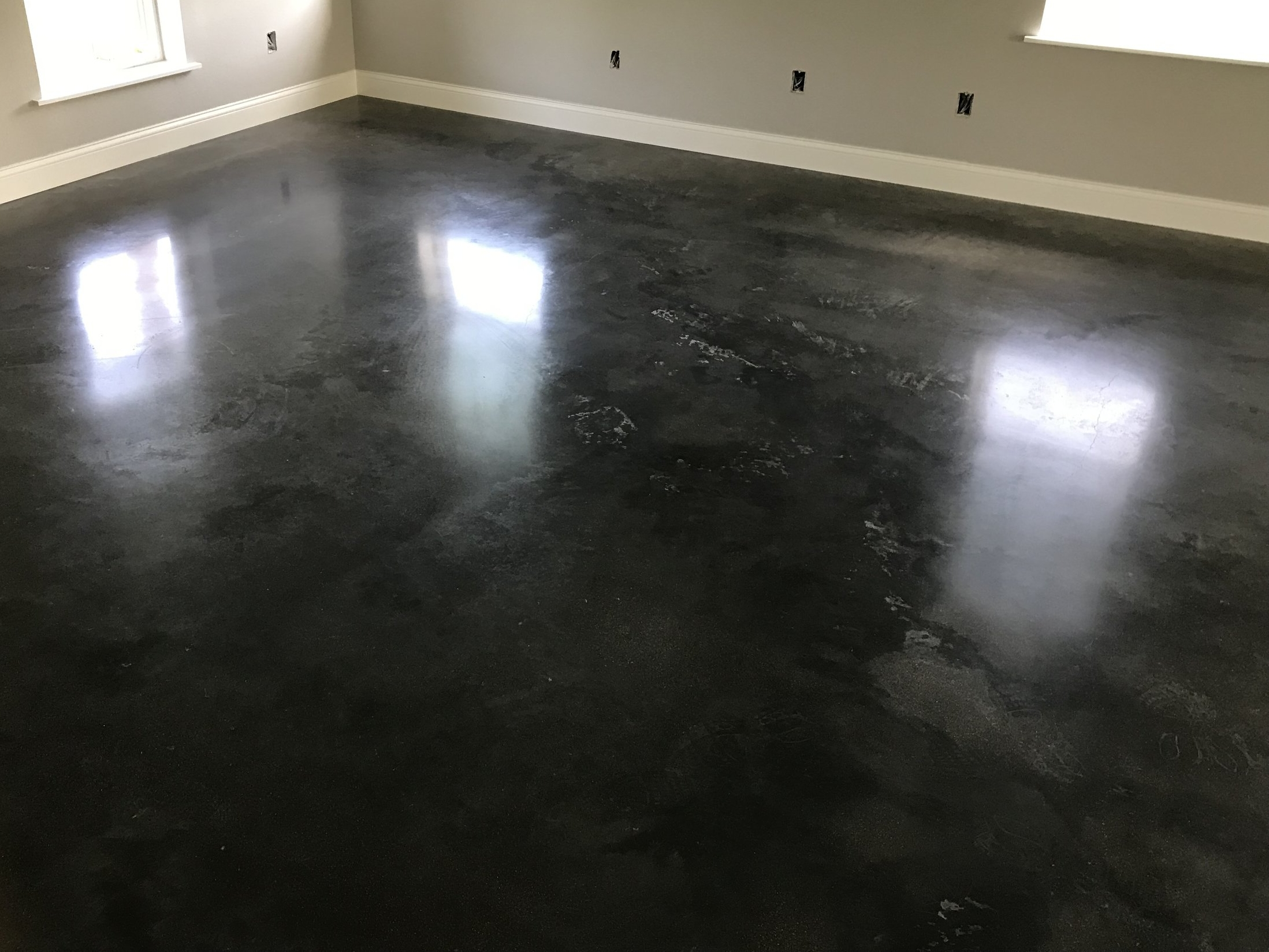 Craftsman Concrete Floors