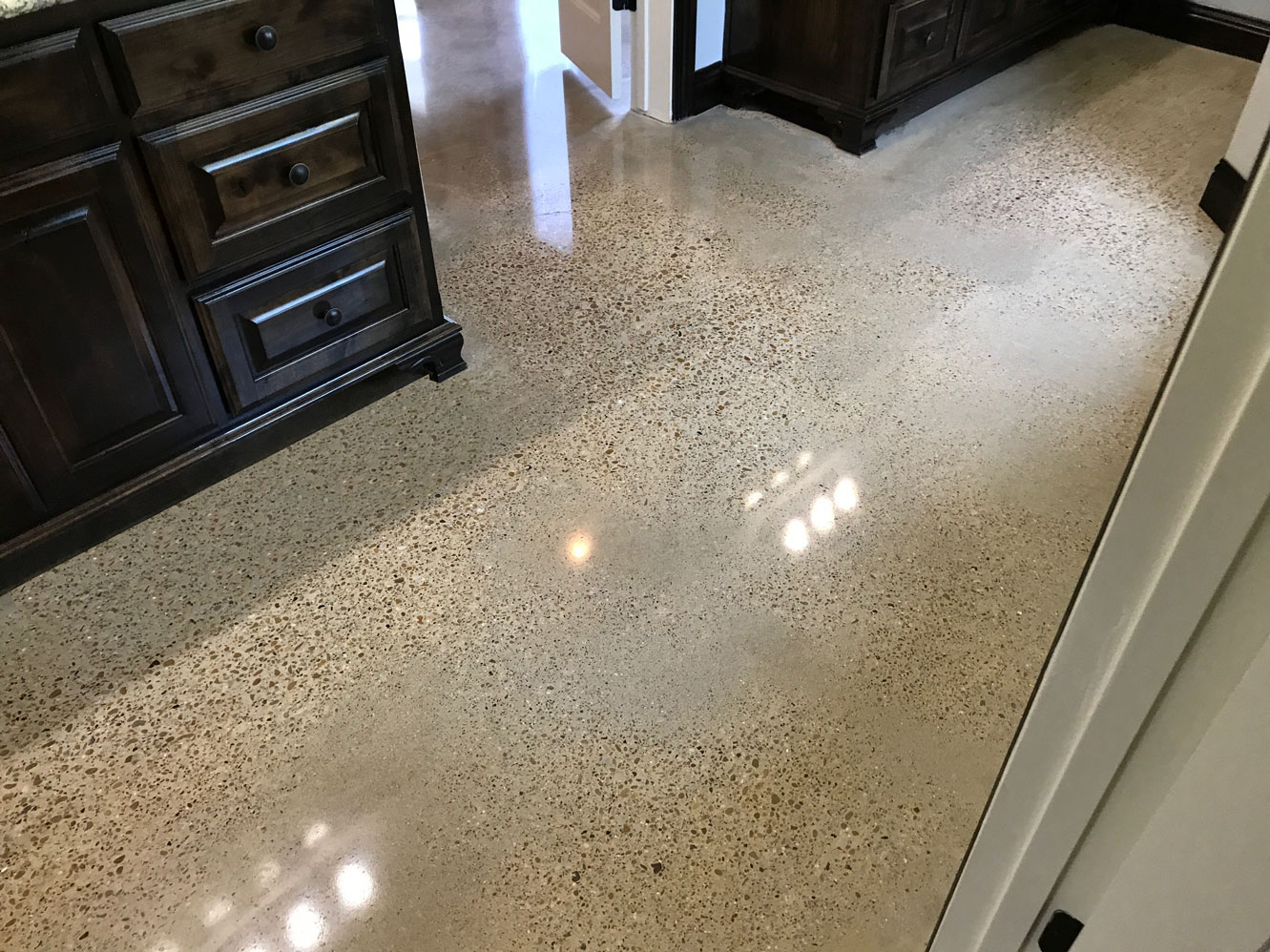 Styles Of Polished Concrete Floors Craftsman Concrete
