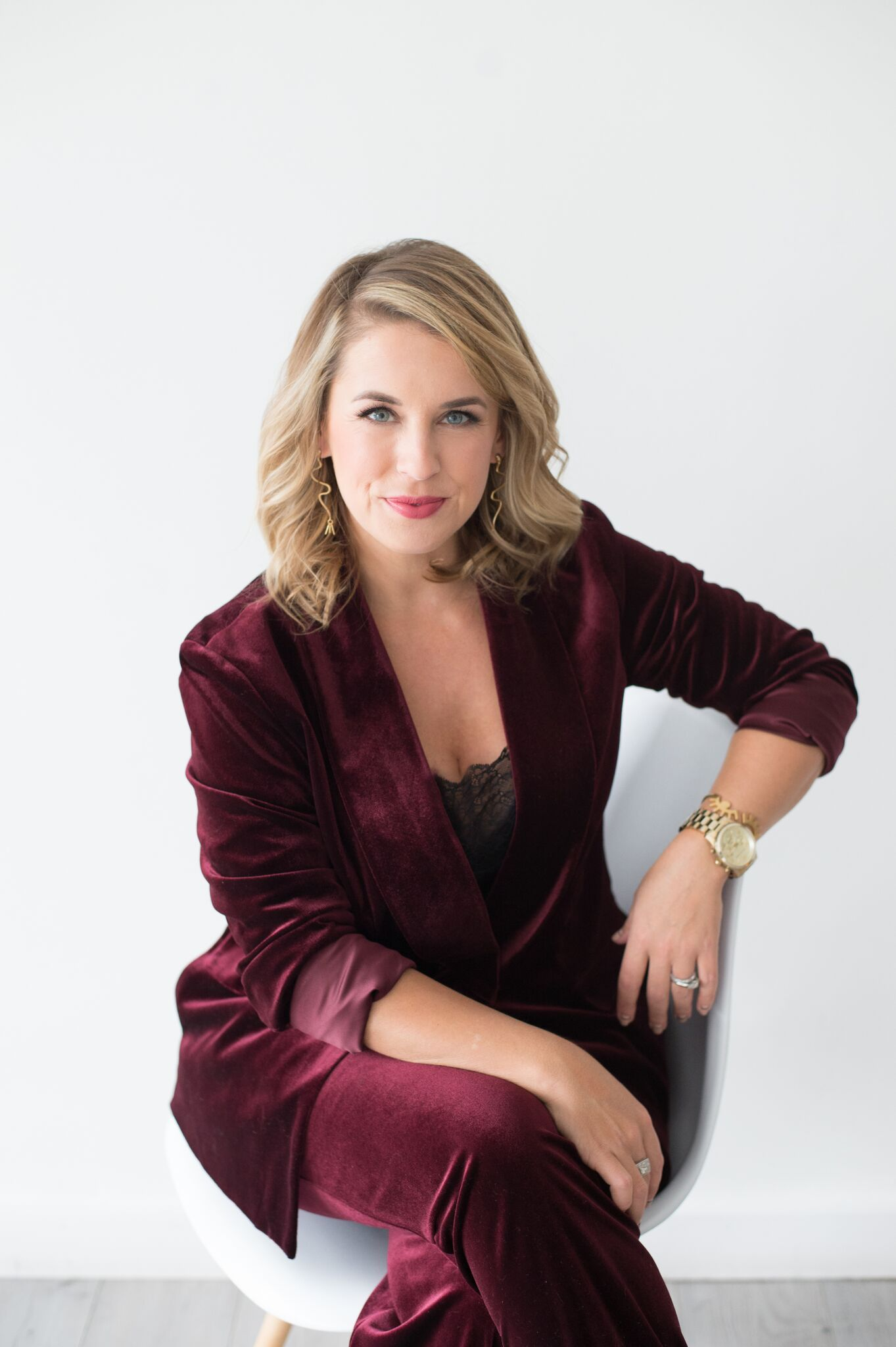 Laura Ritchie, Principal Designer, Grit & Grace  @gritandgraceinc