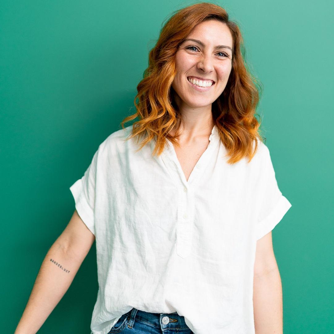 Sarah Campbell, Founder, Executive Planner  @pollyannaevents
