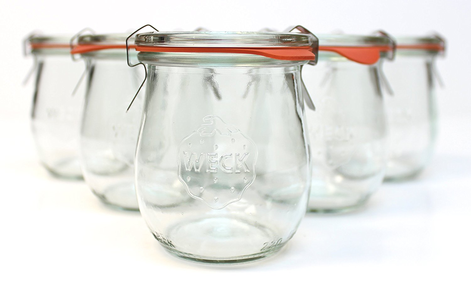 - Tulip Jelly Jars