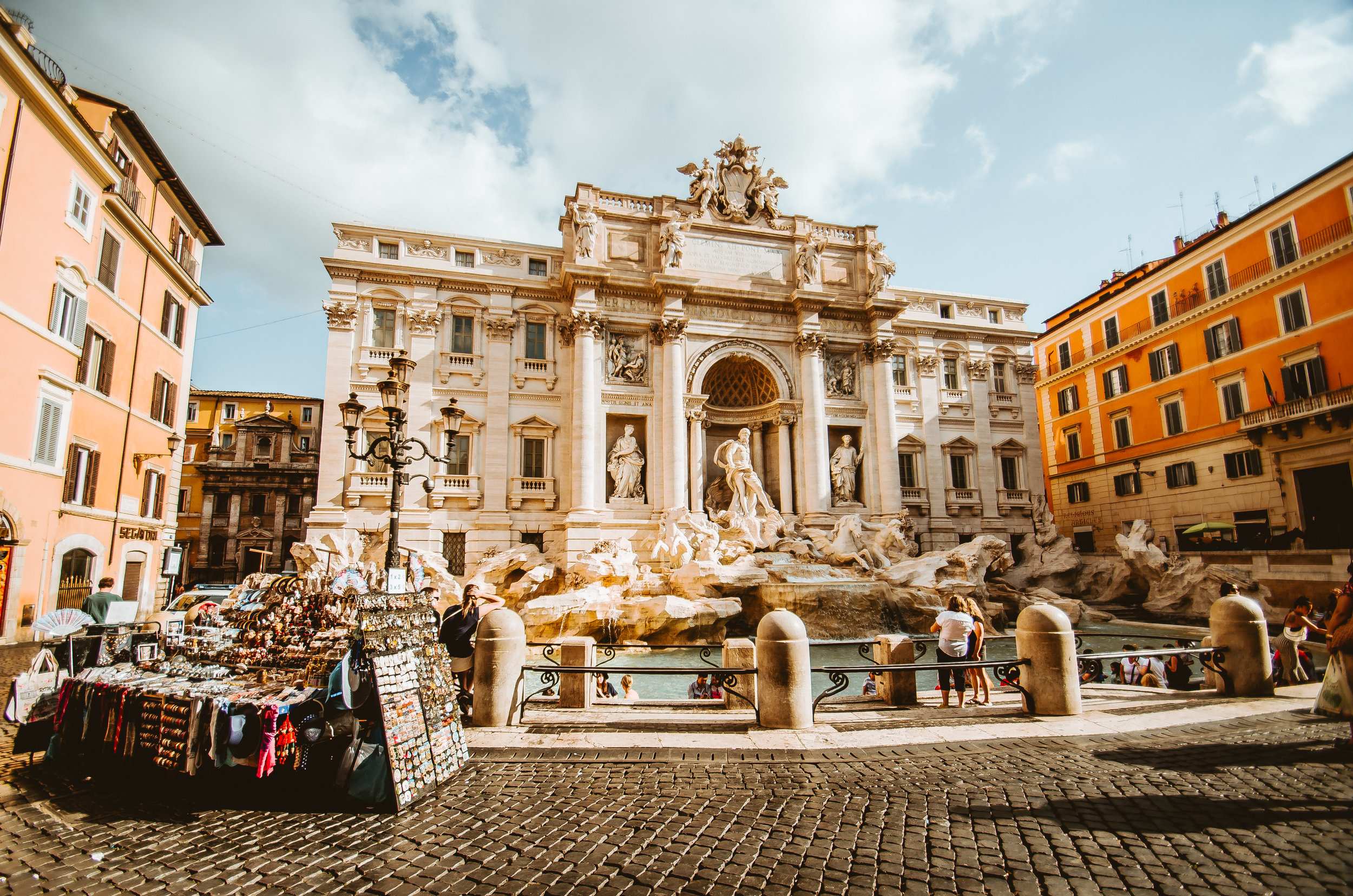 Rome with Singapore Airlines - Return Economy Class flights from $2,108*(NZD)Sale ends: 9 Dec 2019Travel Period: Selected travel dates from 16 Jan to 9 Dec 2019