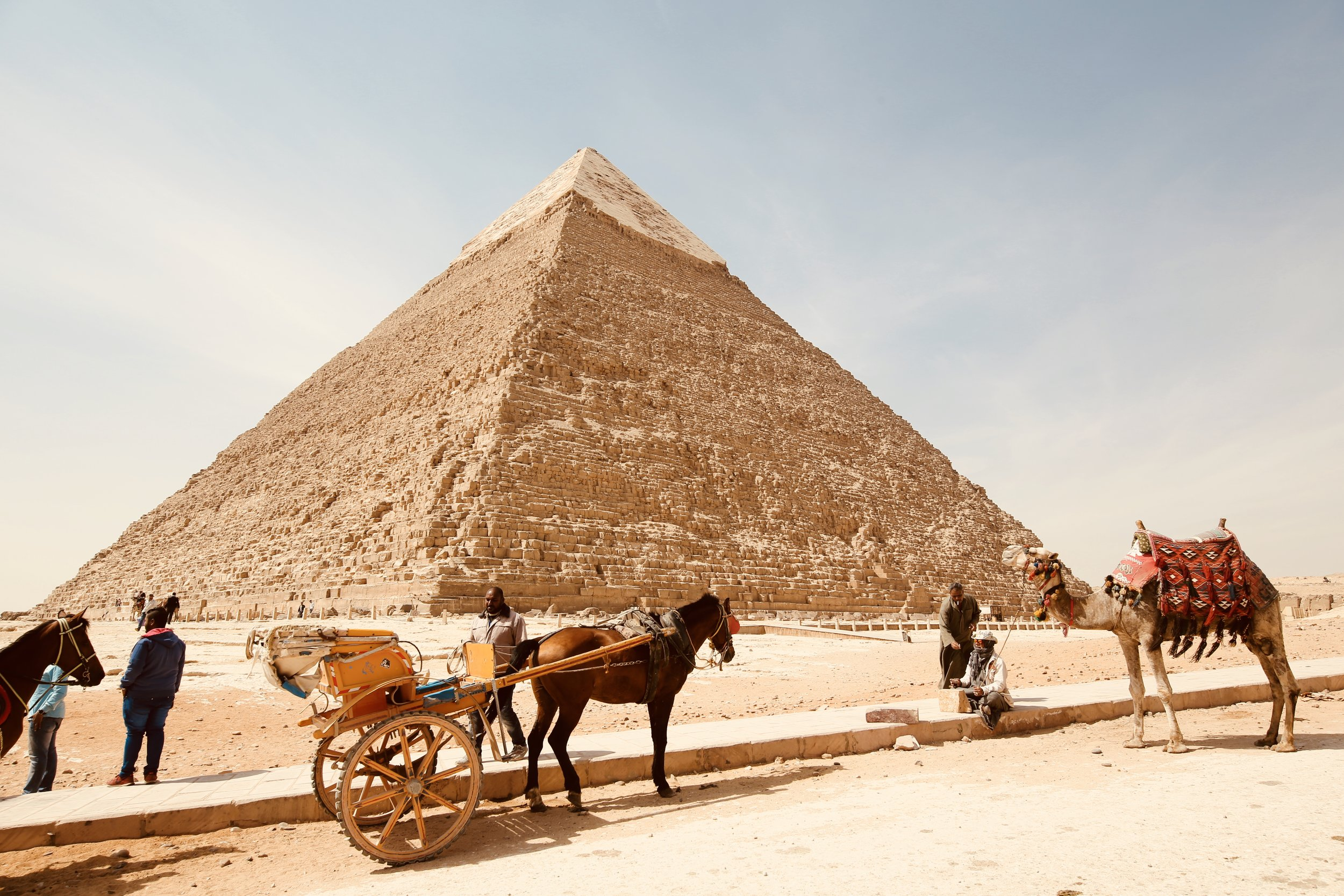 Classical Egypt and Jordan - From the Valley of the Kings to the awe-inspiring ruins of Petra, this adventure through Egypt and Jordan reveals so much more than the sphinxes and tombs of your childhood dreams.15 nights from $6,310*(NZD)Travel Period: Selected travel dates and subject to tour timings