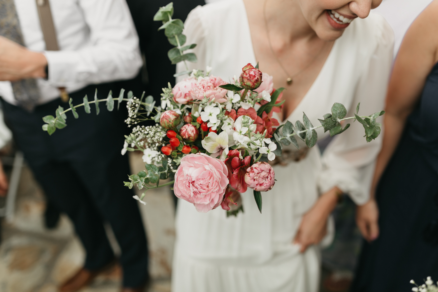 wedding flower arrangements in black mountain and the asheville area of north carolina