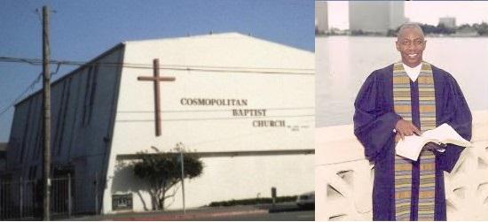 Cosmopolitan Baptist Church - Pastor Larry Ashley