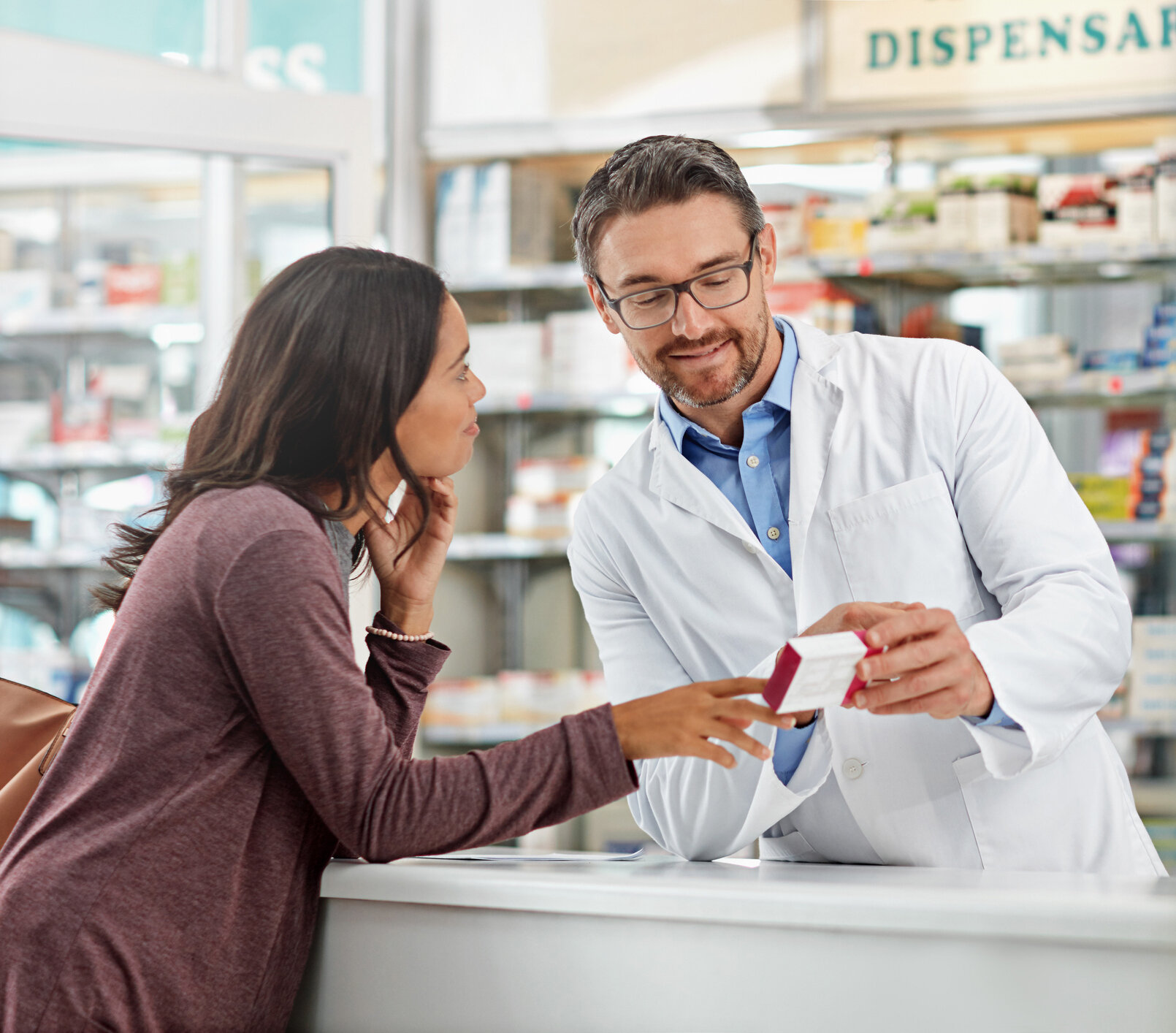 Pharmacists prescribe tobacco cessation products and help tobacco users quit tobacco.