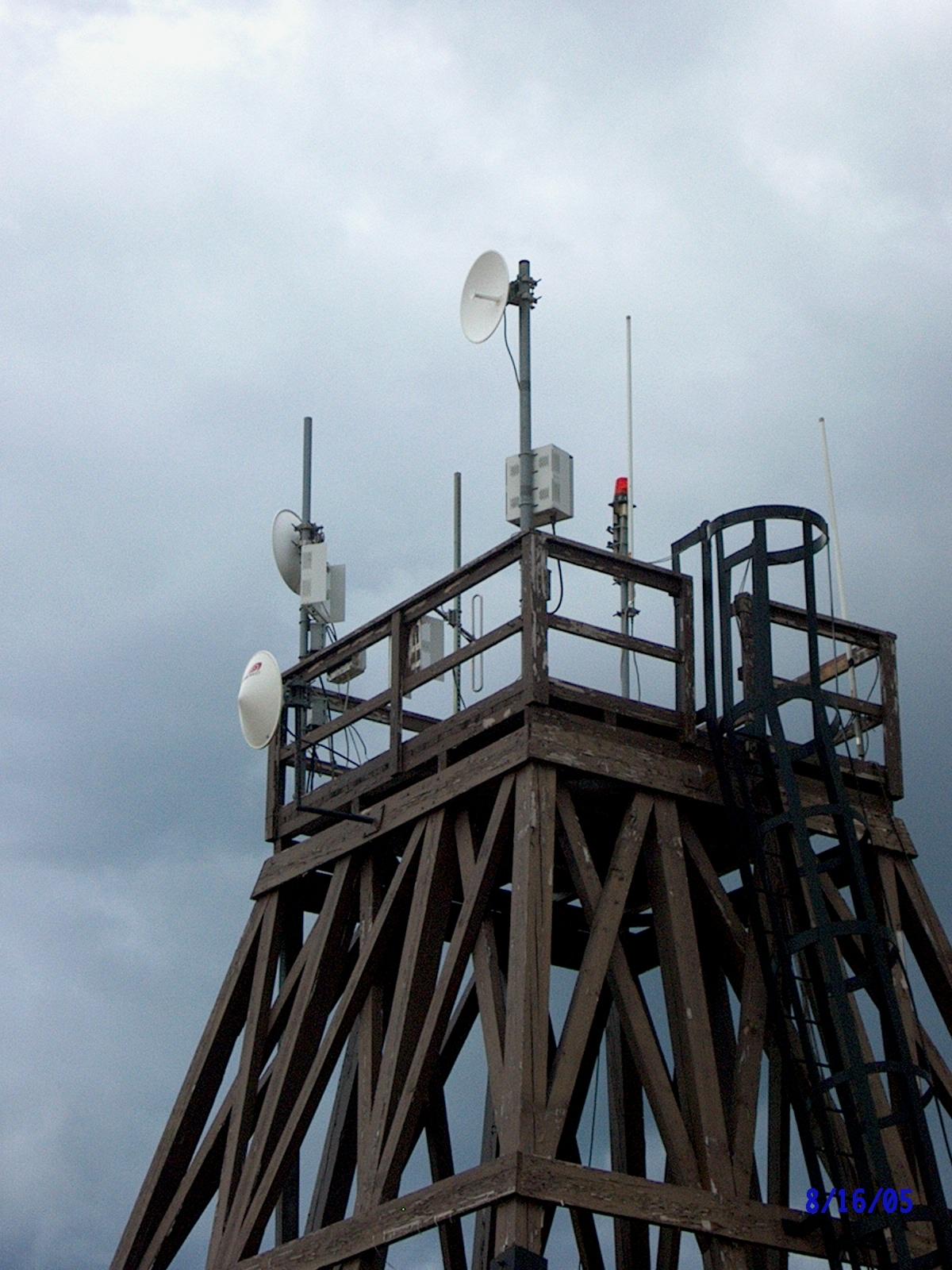 Bondsteel tower antennas.jpg