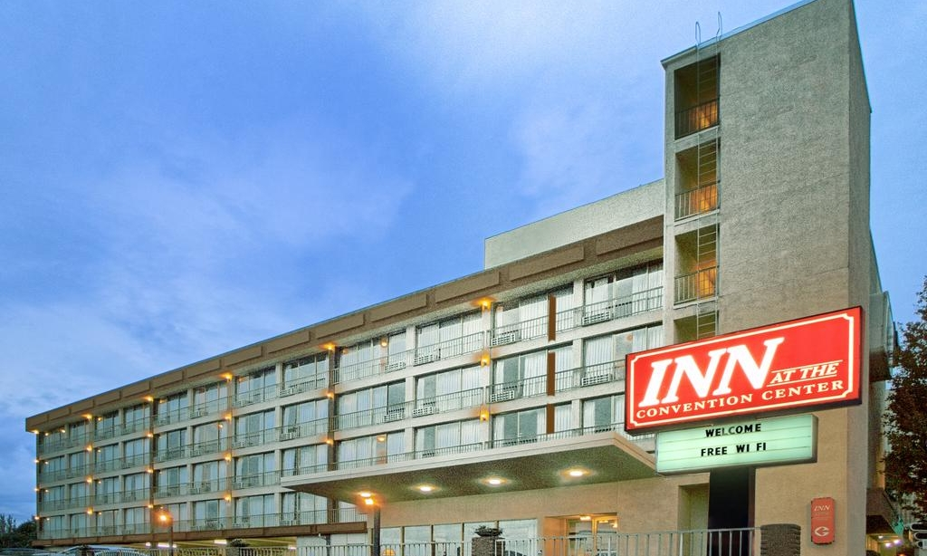 The Inn at Convention Center - 420 NE Holladay St.Portland, OR 97232