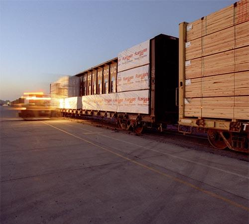 Lumber Cars